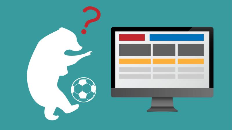 フットボールクラブ・チームにwebサイトは必要か?