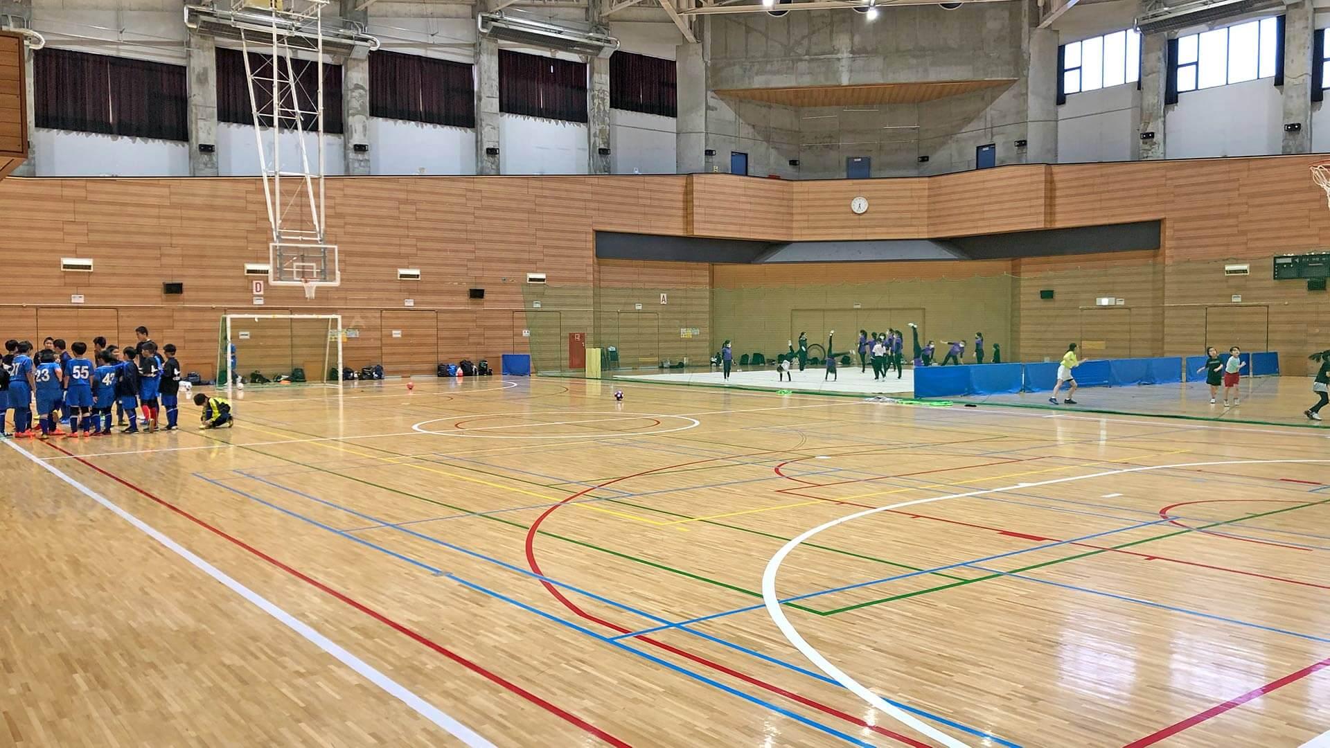 gymnasium-of-hokuto